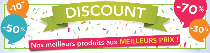 Discounts - TuyauExtensible