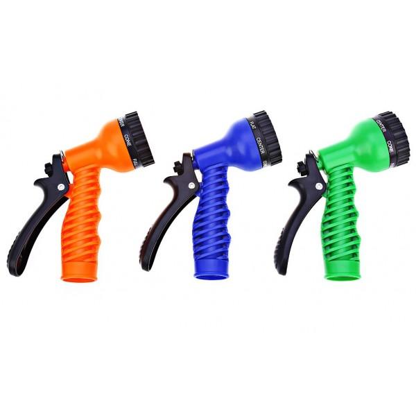 Tuyauextensible pistolet d arrosage multijet 7 modes - Pistolet d arrosage ...
