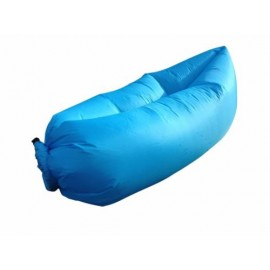 Hamac canapé gonflable avec sa sacoche - Forme Banane
