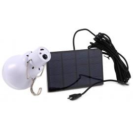 Ampoule Solaire à LED Portable 15W